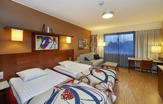 Double room (superior) SCANDIC KOSKIPUISTO