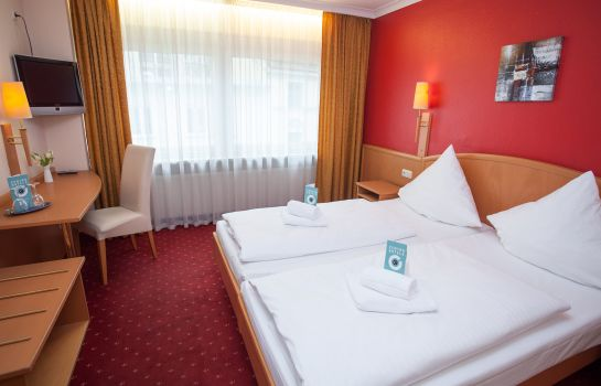 Double room (standard) Centro Hotel Mondial