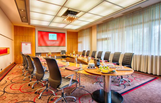 Meeting room Leonardo Royal Hotel Frankfurt