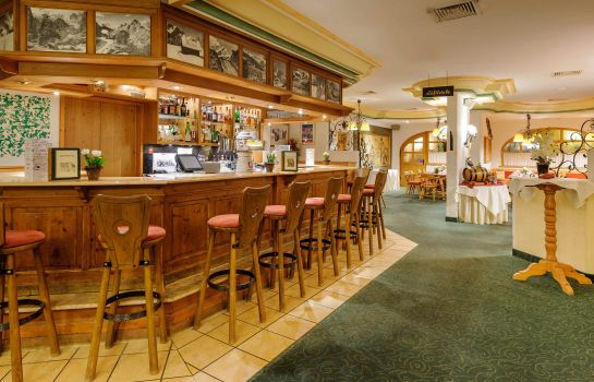 Hotel bar Mercure Hotel Garmisch Partenkirchen