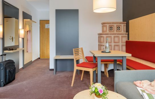 Junior suite Mercure Hotel Garmisch Partenkirchen