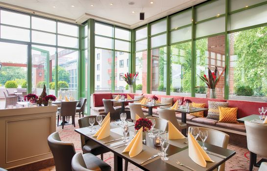 Restaurante Leonardo Hotel Mannheim City Center