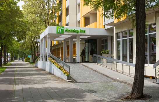 Exterior view Holiday Inn MUNICH - SOUTH