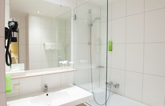 Salle de bains Holiday Inn MUNICH - SOUTH