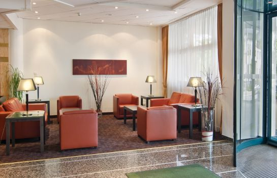 Hol hotelowy Holiday Inn MUNICH - SOUTH