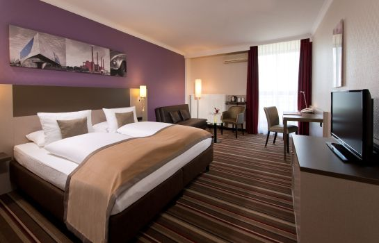Zimmer Leonardo Hotel Wolfsburg City Center