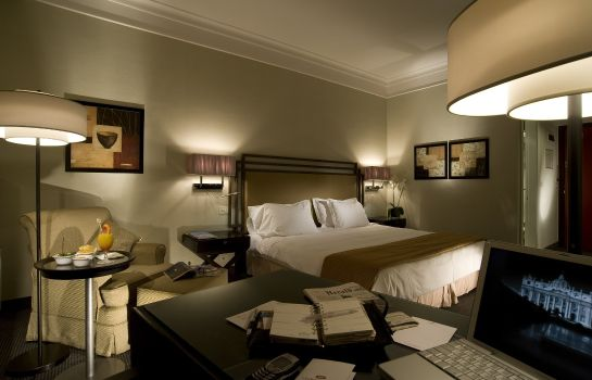 Zimmer Crowne Plaza ROME - ST. PETER'S