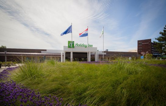 Buitenaanzicht Holiday Inn LEIDEN