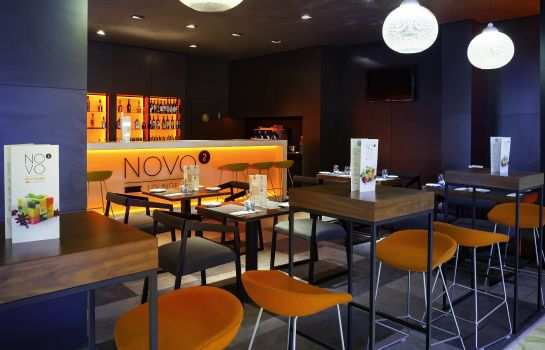 Bar hotelowy Novotel Krakow City West