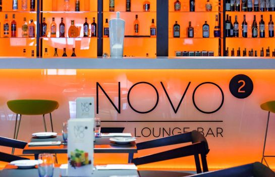 Hotelbar Novotel Krakow City West