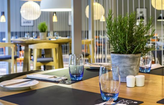 Restaurant Novotel Krakow City West