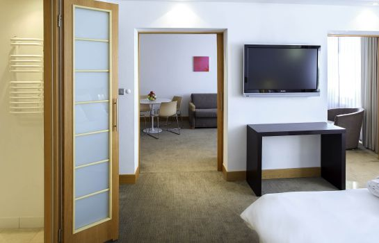 Suite Novotel Krakow City West