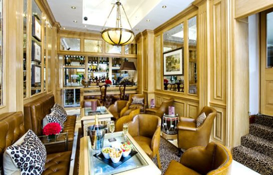 Hotel bar Rubens at the Palace Red Carnation Hotel