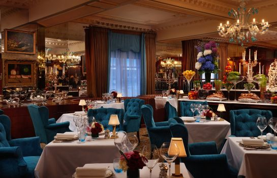 Ristorante Rubens at the Palace Red Carnation Hotel