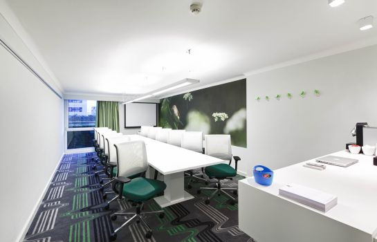 Vergaderkamer Holiday Inn BRUSSELS AIRPORT