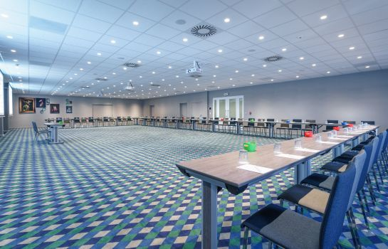 Conference room Holiday Inn BRUSSELS AIRPORT