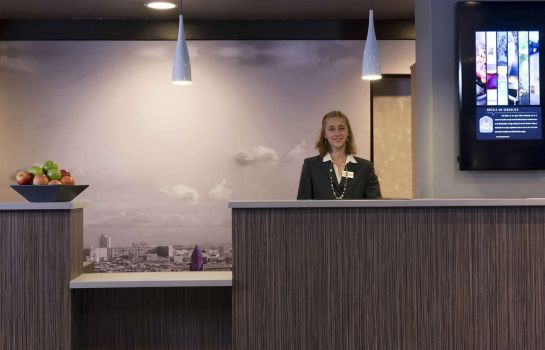 Hall Best Western Plus Paris Orly Airport