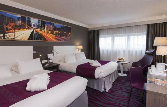 Zimmer Best Western Plus Paris Orly Airport