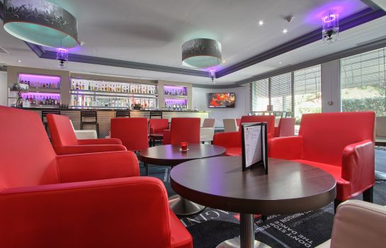 Hotelbar Best Western Paris CDG Airport