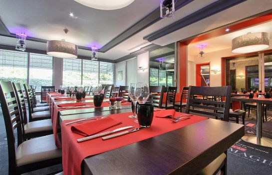 Restaurante Best Western Paris CDG Airport