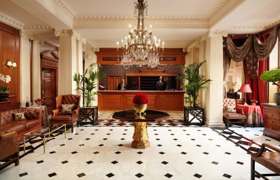 Réception The Chesterfield Mayfair Red Carnation Hotel