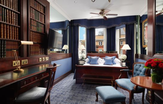 Chambre double (confort) The Chesterfield Mayfair Red Carnation Hotel