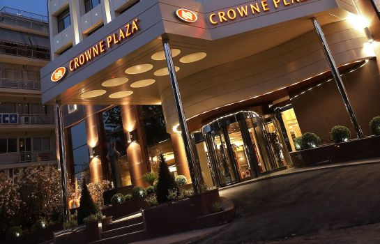 Außenansicht Crowne Plaza ATHENS - CITY CENTRE