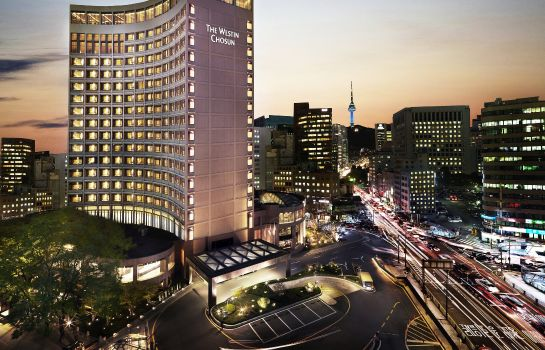 Exterior view The Westin Chosun Seoul