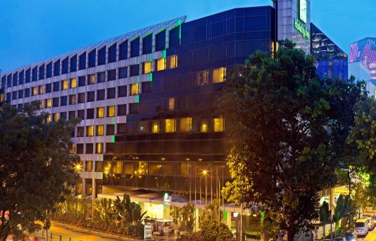 Außenansicht Holiday Inn SINGAPORE ORCHARD CITY CENTRE