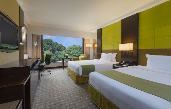 Zimmer Holiday Inn SINGAPORE ORCHARD CITY CENTRE
