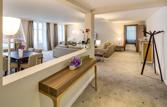 Suite Lausanne Palace and Spa