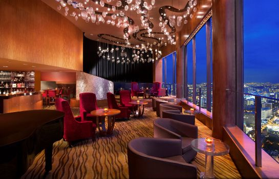 Hotelbar Fairmont Singapore