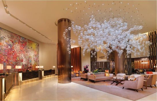 Hotelhal Fairmont Singapore