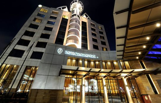 Exterior view InterContinental Hotels JOHANNESBURG O.R.TAMBO AIRPORT