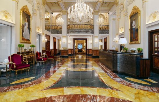 Hotelhalle Vienna  a Luxury Collection Hotel Hotel Imperial