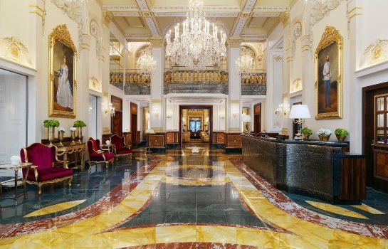 Hotelhalle Hotel Imperial a Luxury Collection Hotel Vienna