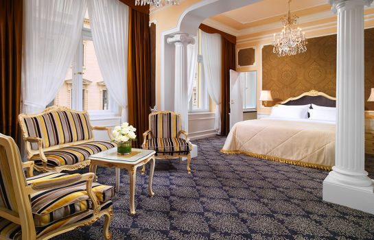 Junior Suite Hotel Imperial a Luxury Collection Hotel Vienna
