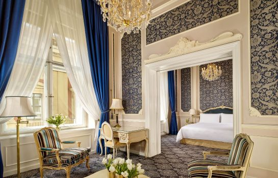 Suite Hotel Imperial a Luxury Collection Hotel Vienna