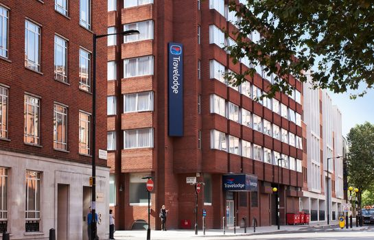 Vista exterior TRAVELODGE LONDON CENTRAL MARYLEBONE