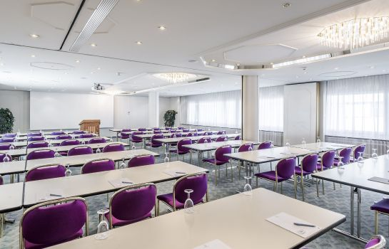 Conference room Metropole Swiss Quality Hotel