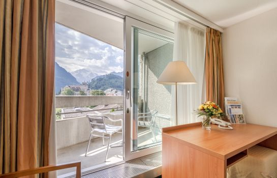 Single room (standard) Metropole Swiss Quality Hotel