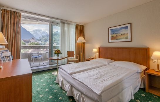 Double room (standard) Metropole Swiss Quality Hotel