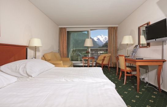 Double room (superior) Metropole Swiss Quality Hotel