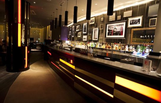 Bar de l'hôtel Hilton London Olympia
