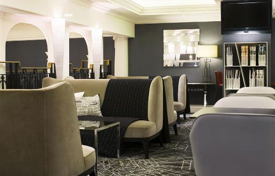 Hotel bar Le Meridien Piccadilly