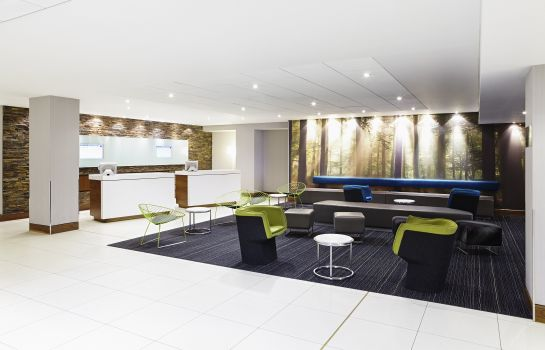 Vista all'interno Novotel London West