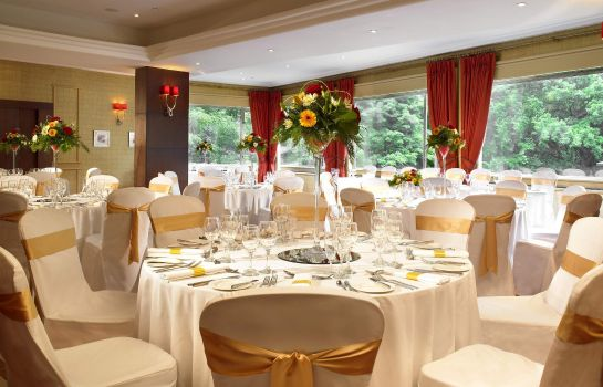 Restaurant Newcastle Marriott Hotel Gosforth Park