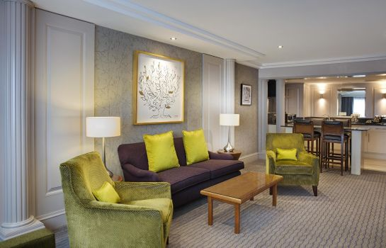 Suite DoubleTree Glasgow Central