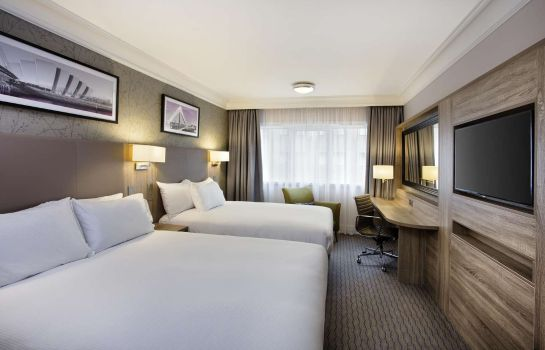 Zimmer DoubleTree Glasgow Central