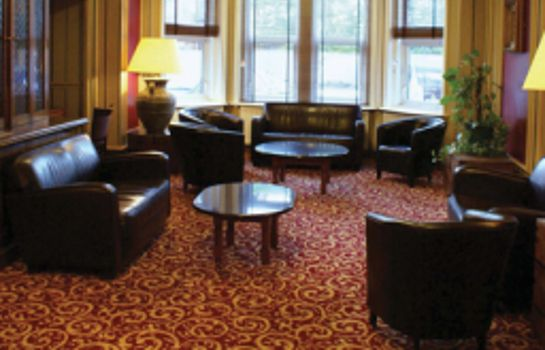Hall de l'hôtel BEST WESTERN PLUS OXFORD LINTON LODGE